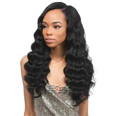 Outre Velvet 100% Remy Human Hair Weaving - VELVET BRAZILIAN BEACH WAVE 12