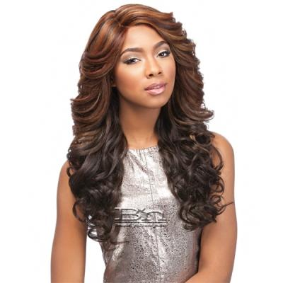 Sensationnel Empress Natural Curved Part Lace Front Wig - JASI