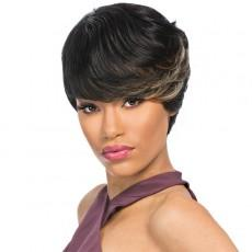 Outre 100% Human Hair Premium Duby Wig - FEATHER 4