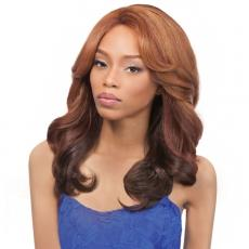 Outre Synthetic L-Part Lace Front Wig - PERM YAKI 18 (futura)
