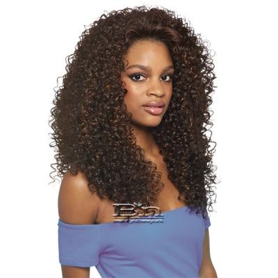 Outre Synthetic Half Wig Quick Weave - BATIK DOMINICAN CURLY BUNDLE HAIR