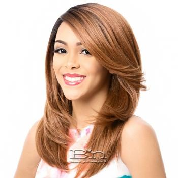 It's A Lace Front Wig - Synthetic Lace Front Wig - SWISS LACE JUSTINE (futura)