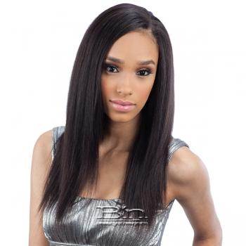 100% Unprocessed Brazilian Virgin Remy Hair - NAKED NATURE WET & WAVY LOOSE CURL 7PCS (10/10/12/12/14/14 + Silk Base Closure)