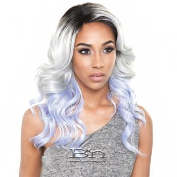 Isis Brown Sugar Human Hair Blend Soft Swiss Lace Wig - BS214
