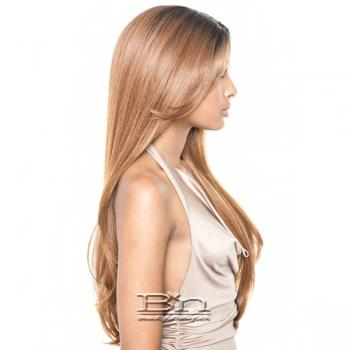 Isis Brown Sugar Human Hair Blend Soft Swiss Lace Wig - BS216
