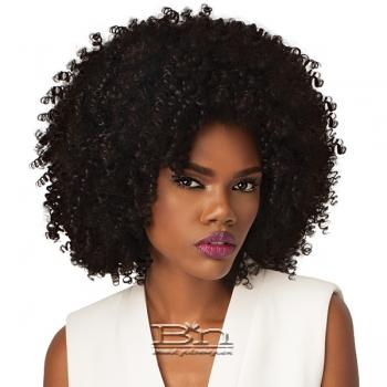 Outre Synthetic Half Wig Quick Weave - BIG BEAUTIFUL HAIR - 4A - KINKY