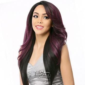 It's A Lace Front Wig - Synthetic Lace Front Wig - SWISS LACE MUJICA (futura)
