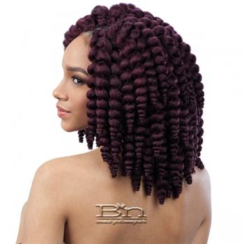 Freetress Synthetic Braid - 2X FLUFFY WAND CURL