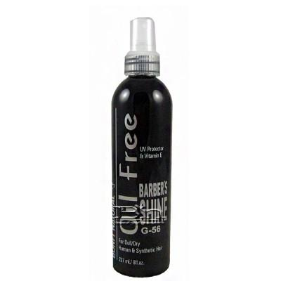 Bonfi Natural Oil Free Barber's Shine 8oz