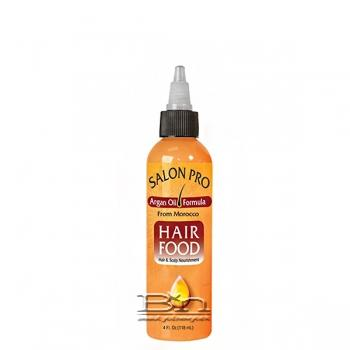 Salon Pro Hair Food Argan Oil Formula 4oz