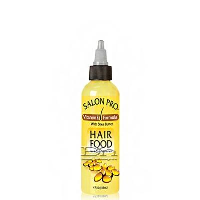 Salon Pro Hair Food Vitamin E Formula 4oz