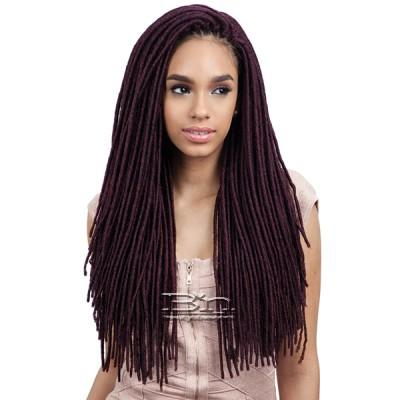 Freetress Synthetic Braid - 2X MEDIUM SOFT FAUX LOC 20 (24PCS)