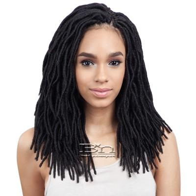 Freetress Synthetic Braid - 2X SOFT WAVY FAUX LOC 12