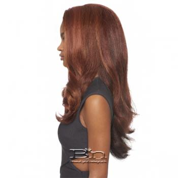 Outre Synthetic Half Wig Quick Weave - BATIK DOMINICAN BLOW OUT RELAXED BUNDLE HAIR (Futura)