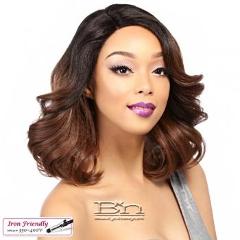 It's A Lace Front Wig - Synthetic Lace Front Wig - SWISS LACE MAITA (futura)