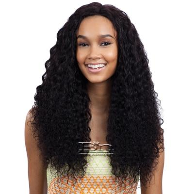 100% Unprocessed Brazilian Virgin Remy Hair - NAKED NATURE WET & WAVY DEEP WAVE 7PCS (18/18/20/20/22/22 + Silk Base Closure)