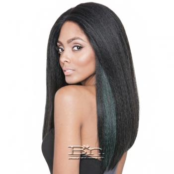 Mane Concept Brown Sugar Human Hair Blend Seamless Lace Wig - BS504 FLORENCE (5X3 Full Lace Front)