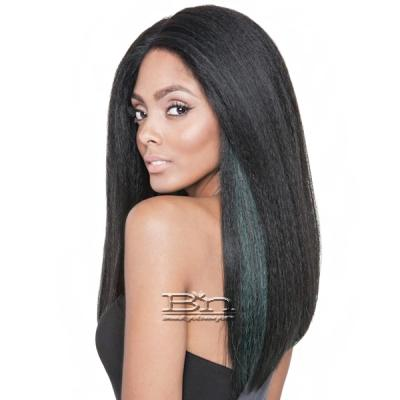 Isis Brown Sugar Human Hair Blend Seamless Lace Wig - BS504 FLORENCE (5X3 Full Lace Front)