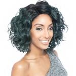 Mane Concept Brown Sugar Human Hair Blend Full Wig - BS120