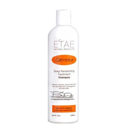Etae Carmelux Deep Penetrating Theatment Shampoo 12oz