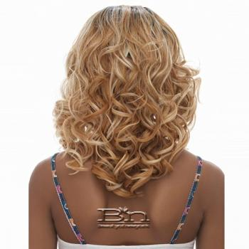 Harlem 125 Synthetic Hair Swiss Lace Wig - LSM03