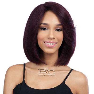 Freetress Equal Synthetic Hair Lace Deep Invisible L Part Lace Front Wig - HANIA