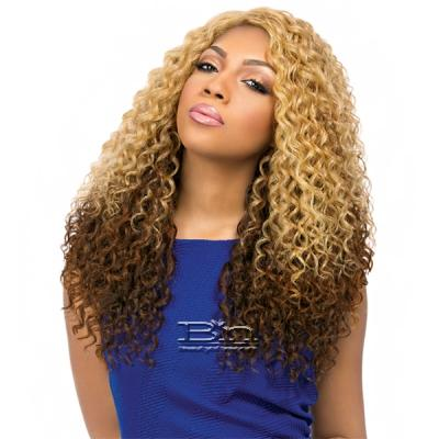 Sensationnel Empress L Part Lace Front Wig - FARRAH