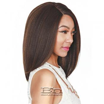 Zury Sis Synthetic Hair Swiss Lace Pre Tweezed Part Wig - SW LACE H CHIA 14