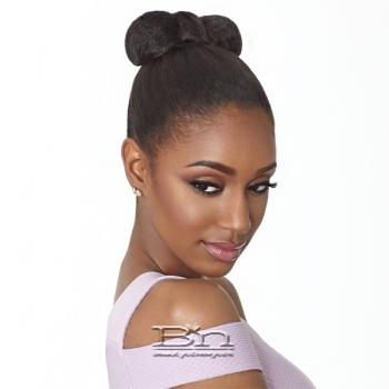 Outre Synthetic Timeless Bun - BOW SMALL (Dome)
