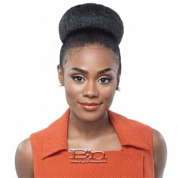 Outre Synthetic Timeless Bun - HEATHER LARGE (Dome)