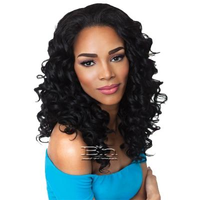 Outre Synthetic Half Wig Quick Weave - HAWAIIAN (futura)