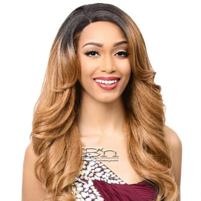 It's A Lace Front Wig - Synthetic Lace Front Wig - SWISS LACE MONTESSA (futura)