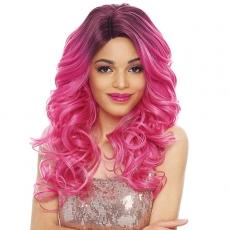 Janet Collection Synthetic Wig - KISS PART TIMBER