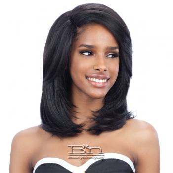 Model Model Synthetic Extreme Side L Part Wig - REX