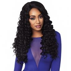 Outre Synthetic L-Part Lace Front Wig - HAWAIIAN (futura)