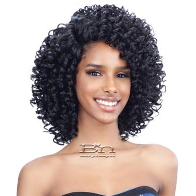 Model Model Synthetic Extreme Side L Part Wig - ATLAS