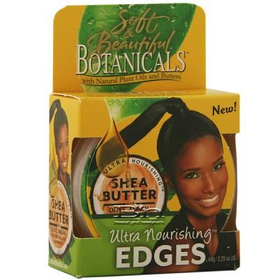 Soft & Beautiful Botanicals Ultra Nourishing Edges 2.25oz