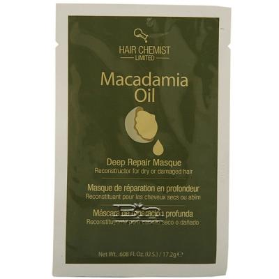 Hair Chemist Macadamia Oil Deep Repair Masque 0.6oz