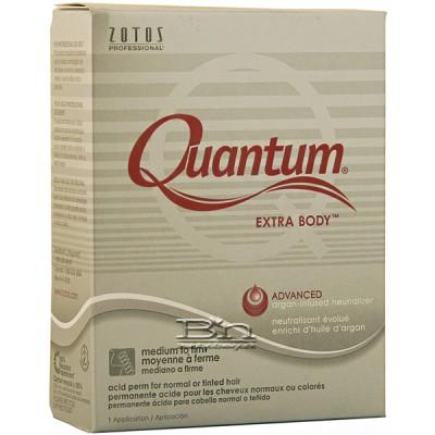 Quantum Extra Body Medium To Firm Acid Perm