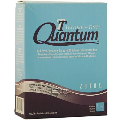 Quantum Texture On Tint Medium Acid Perm - Blue