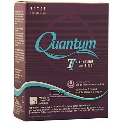 Quantum Texture On Tint Medium Acid Perm - Purple
