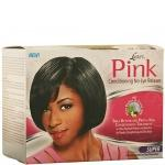 Luster's Pink Conditioning No-Lye Relaxer Kit 1 Application or 2 Retouch - Super