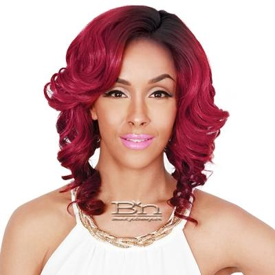 Zury Sis Synthetic Hair Lace Wig - A LINE LACE H MIKA