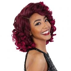 Zury Sis Diva Collection Synthetic Hair Pre Tweezed Part Wig - DIVA H MIRO
