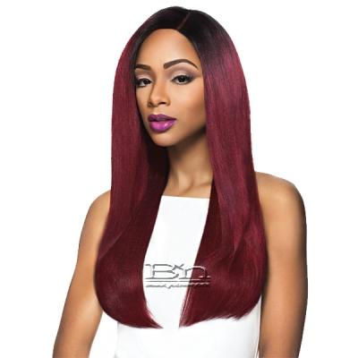 Outre Synthetic Swiss X Lace Front Wig - RISA (4X4 Pre-Plucked Swiss Lace Part)