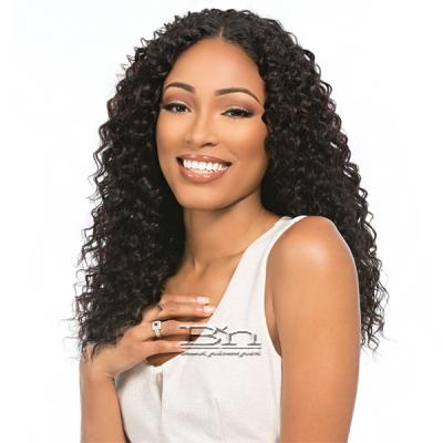 Sensationnel 100% Malaysian Virgin Remi Bundle Hair Bare & Natural - French Twist 1pk (14/14/16/16/18/18 + Closure)