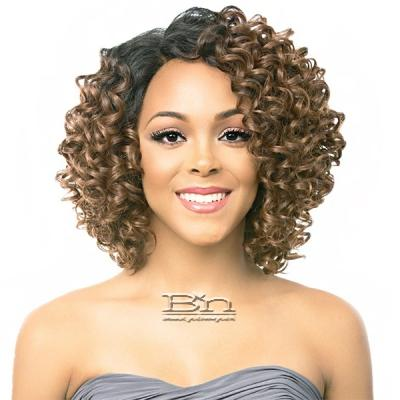 It's A Lace Front Wig - Synthetic Iron Friendly Lace Front Wig - LACE BONA (futura)