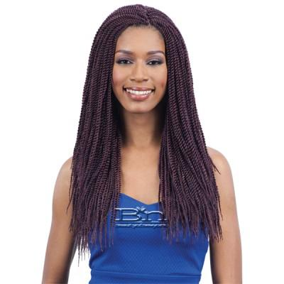 Freetress Synthetic Braid - PIN TWIST 18