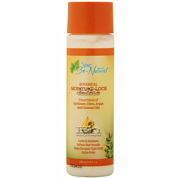 Luster's You Be-Natural Botanical Moisture-Lock Curl Lotion 8oz