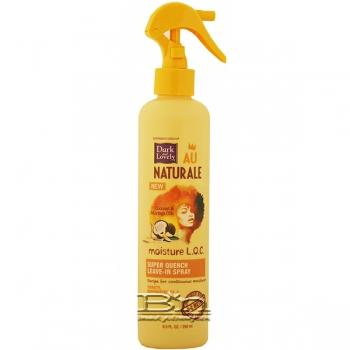 Dark And Lovely Au Naturale Moisture LOC Super Quench Leave-In Spray 8.5oz